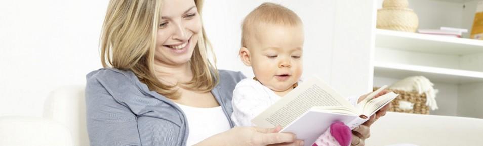Kindern sprechen beibringen