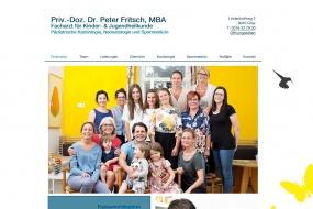 Priv. Doz. Dr. Peter Fritsch