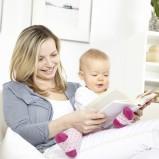 Wie bringt man Kindern das Sprechen bei?