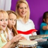 Musikförderunterricht für Kleinkinder